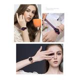 Reloj Cielo Estrellado Mujer Banda Magnetica Relojes Dama