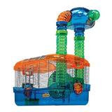 Hábitat Para Hamsters Kaytee De 3 Senderos Para Juego