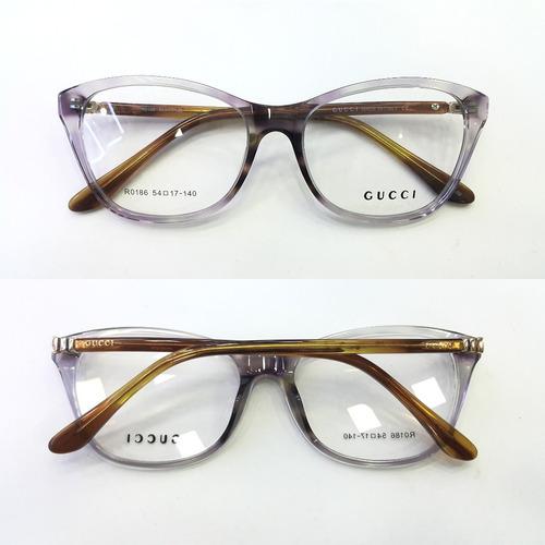 f51b8bba59 Monturas Opticas Gucci Gafas