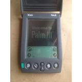 3com Palm 3 Pilot Agenda Electrónica + Modem Usrob + Stylus