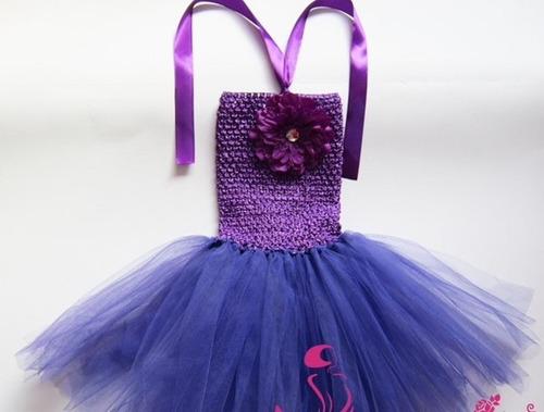 eb74ed82a Hermoso Vestido Tutu Ropa Niña Importada De Fiesta Ballet
