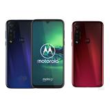 Celular Motorola Moto G8 Plus Ram 4gb 64gb 1 Año De Garantia