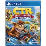 Crash Team Racing Nitro Fueled - Playstation 4 (fisico)