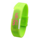 Reloj Led Digital Deportivo Unisex