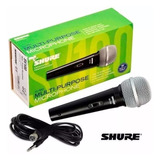Microfono Vocal Shure Sv100 100% Original