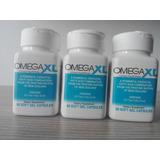 Omega Xl X 3 Frascos Gran Promoció - Unidad a $222