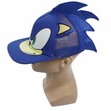 Gorra Sonic Classic Great Eastern The Hedgehog Videojuegos S