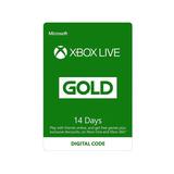 Xbox Live Gold 14 Días Región Libre Código Trial