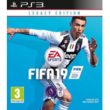 Fifa 19 Digital Ps3 Original + 3 Juegos Leer Descripcion!!