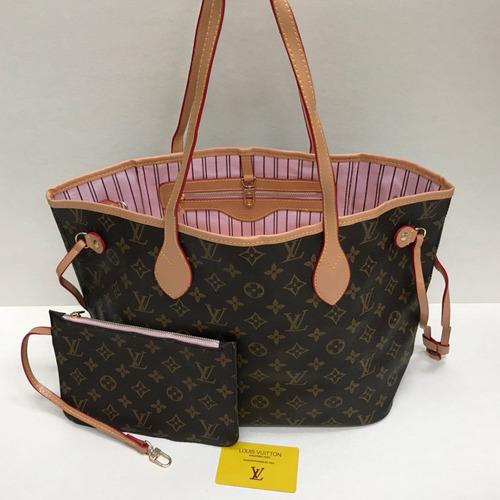 37be2e2f5 Bolso Louis Vuitton Lv Con Cartera De Dama 4 Colores Mujeres