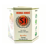 Henna Hindú Tinte Natural Borgoña 80gr - g a $222