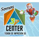3dimpresión Servicio Bogotá Proyecto Universidad E Industria