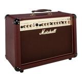 Amplificador Marshall Guitarra Electroacustica As50d
