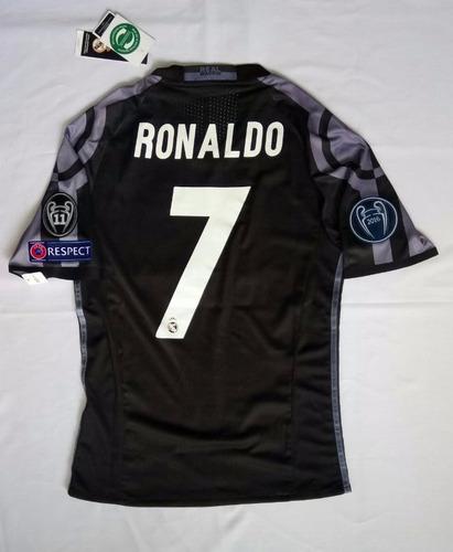 bcb3c33e Camiseta Real Madrid Adizero 2017 Cr7 Champions League