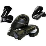 Guantes Boxeo Pro 14oz Entrenamiento Profesional Sportfitnes