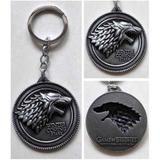 Llavero Game Of Thrones Stark Targaryen  Juego De Tronos