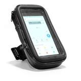 Soporte Estuche Moto Bicicleta Impermeable Smartphone Gps