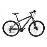 Bicicletas Gw Jackal Rin 29 Hidraulico Suspens Bloqueo 9vel