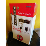 Nevera Antigua General Electric Dispensador Cocacola Funcion
