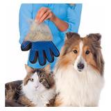 Guante Quita Pelo Gato Perro Cepillo Removedor Pelo Mascotas