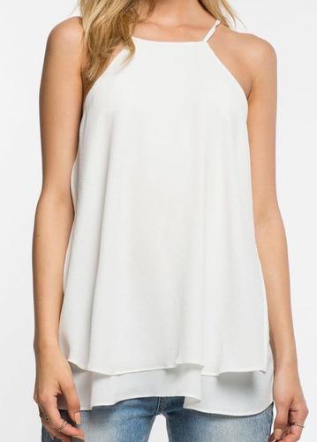 Blusas para mujer Limonni LI969 Basicas