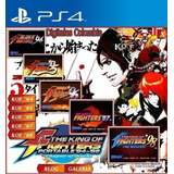 The King Of Fighters Ps4 Coleccion Del 94 Al 98 Completo Ps4