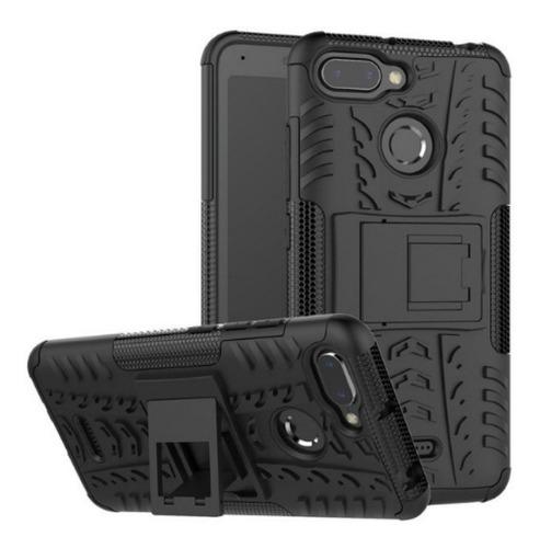 Estuche Funda Protector Armadura Negro Xiaomi Redmi 6a / 6
