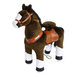Ponycycle Pony Chocolatb Caballo Montable Bicicleta 5 9 Años