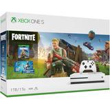 Consola Xbox One S De 1tb + Fortnite + 2.000 Bucks+ Gamepass