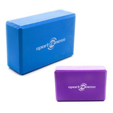 Cubo Para Yoga Bloque  Sportfitness Gym