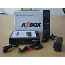 Azbox Bravissimo Twin Hd Fta Canales Libres 100% Full Tv