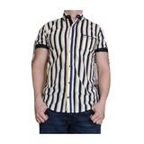 Camisa Rayas Hombre