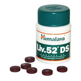 Liv 52 Ds. 60 Tabletas Original Himalaya