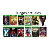 Combo 4 Juegos! Escoge 4 Juegos Del Catalogo Offline Xbx
