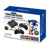 Sega Genesis Classic Game Console Version 2017
