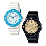 Reloj Casio Mujer Lrw 200h Original Garantía Resiste Agua
