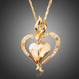 Collar Estilo Romántico Para Mujer Cristales Regalo Ideal