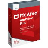 Mcafee Antivirus Plus 2020 5 Equipos / 1 Año Antivirus