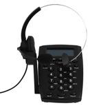 Telefono Fijo Diadema Oficina Callcenter Pbx Pantalla Graba