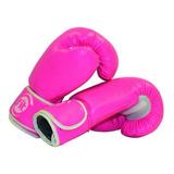 Guantes De Boxeo Dama Sportfitness 10 Oz Onzas Entrenamiento