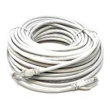 Cable Utp Categoría 6 Gigabit Red Internet Ponchado X Metro