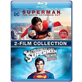 Superman The Movie: Extended Cut & Special- Envío Gratis