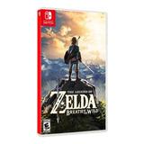 The Legend Of Zelda Breath Of The Wild. Nintendo Switch.