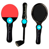 Kit Accesorios Deportes Control Motion Ps3 Ps4 Sony Ps Move
