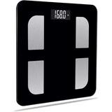Bascula Inteligente Pesa Bluetooth Vidrio Digital App
