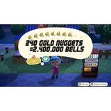 Animal Crossing: Pack 8 Pepitas De Oro (1200000 Bayas)