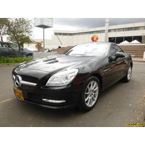 Mercedes Benz Clase Slk Convertible