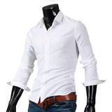 Camisas Mc Karr - Tipo Slim Fit