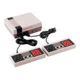 Mini Consola Tipo Family + 2 Controles + Cable Video