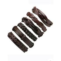 62fc76733a5b Busca Pulseras para hombres en cuero con los mejores precios del ...